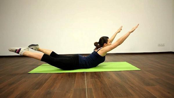 Упражнение четвертое