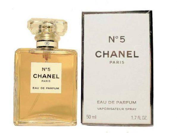 Аромат Chanel № 5, Chanel