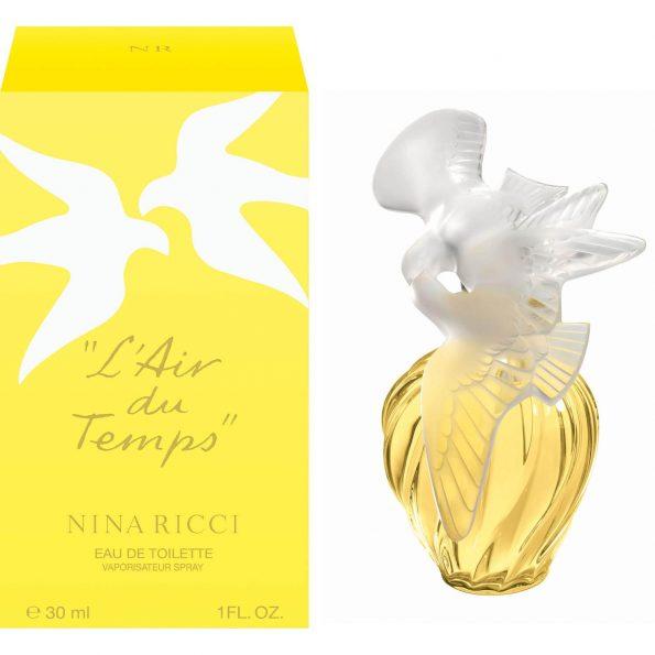 Аромат L'Air du Temps, Nina Ricci