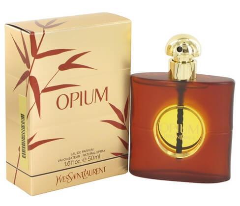 Аромат Opium, Yves Saint Laurent