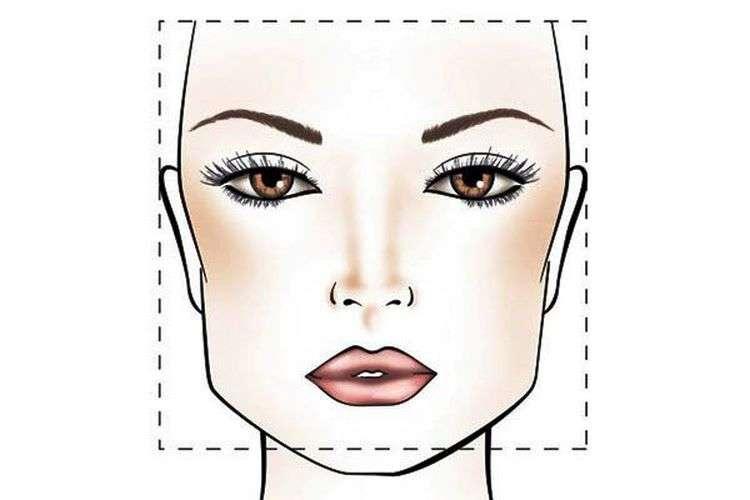Если у вас квадратная форма лица