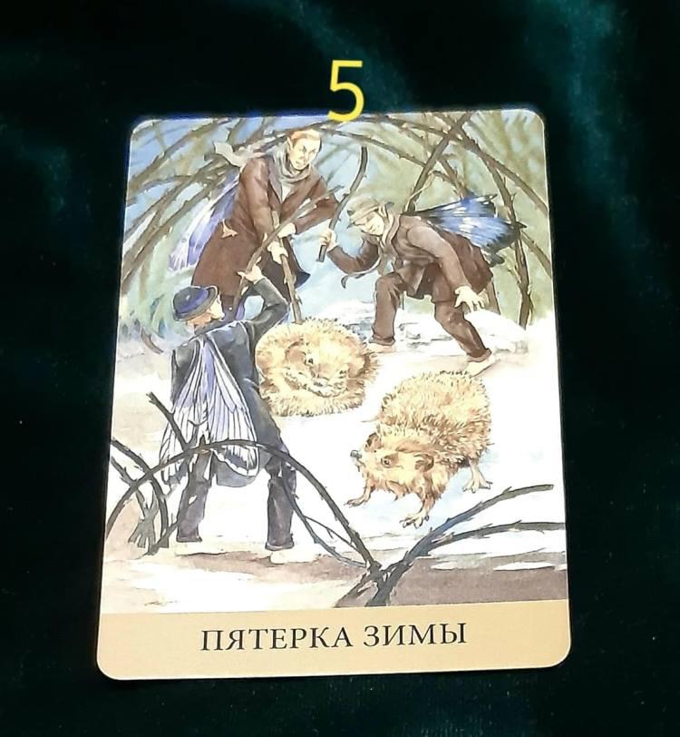 №5 - Пятёрка Зимы