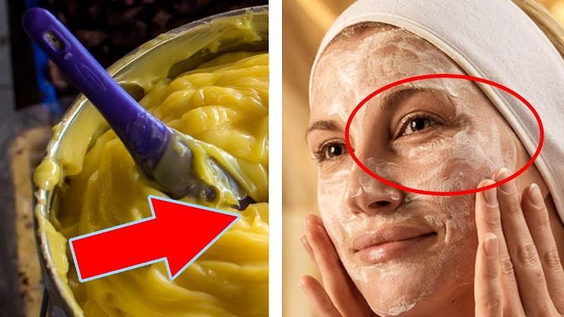 Это яд против морщин! Бесхитростная манипуляция за 2 минуты справится с веером морщинок и напитает кожу