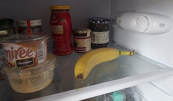 Храните бананы в холодильнике