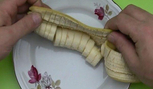 Сохраните банановую нарезку свежей