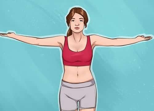 7. Упражнение «Альбатрос»