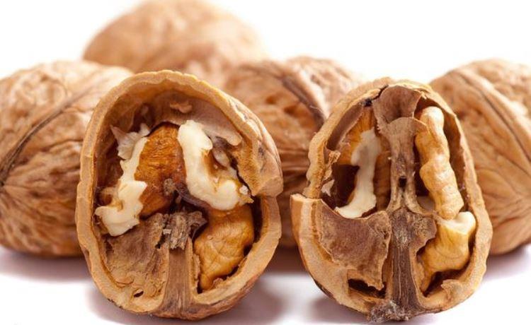 Перегородки грецких орехов польза, о которой вы даже не догадывались
