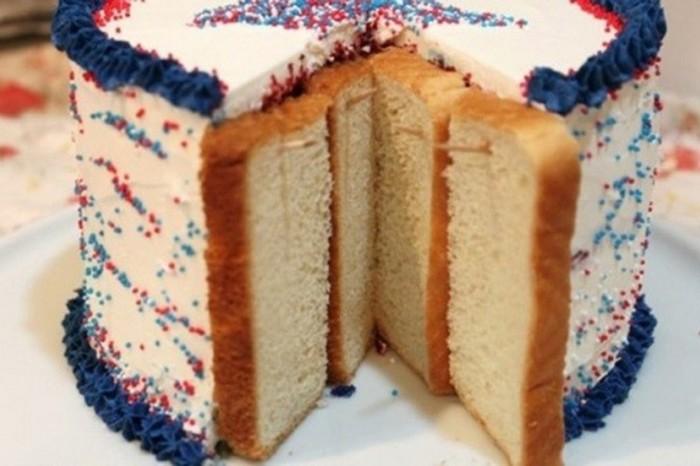 3. Свежий тортик