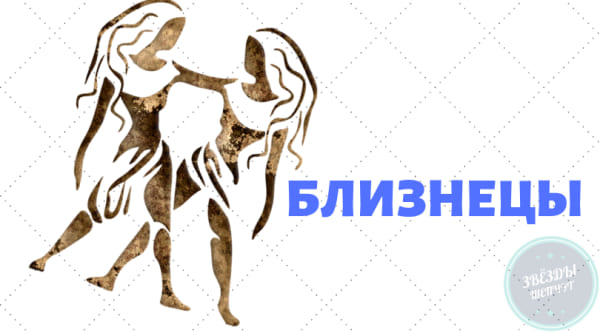 Близнецы (21 мая — 20 июня)