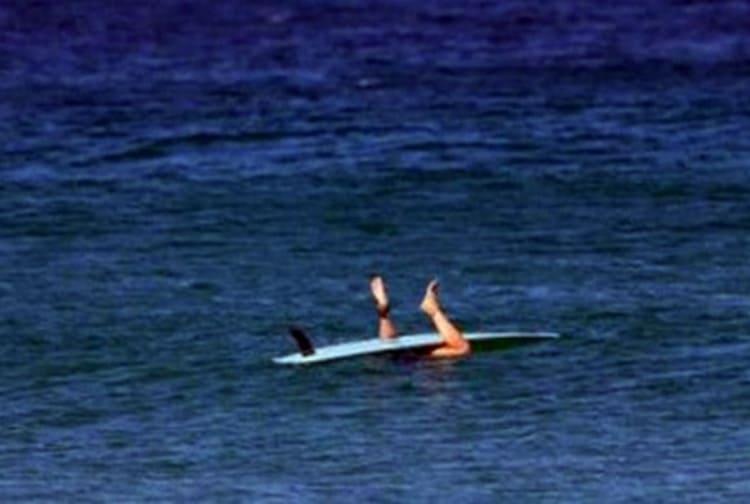 Что-то с серфингом не заладилось!