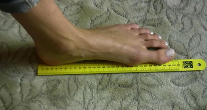 Ученые выяснили: размер ноги влияет на продолжительность жизни