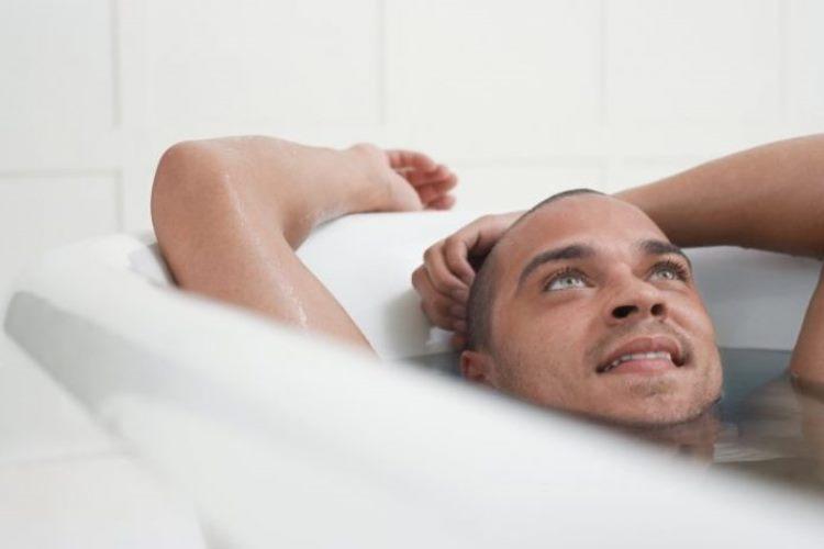 Долгое принятие ванны