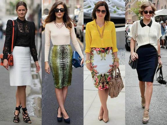 Как выбрать юбку по фигуре — самый простой способ
