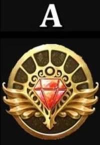 Магический символ А