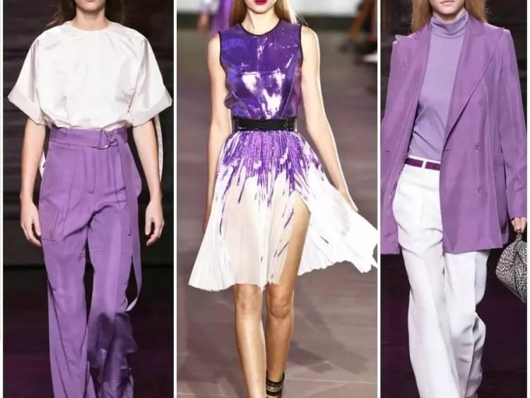 Сиреневый цвет в одежде: с чем сочетать, чтобы выглядеть женственно и привлекательно
