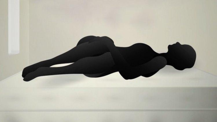 4. Супта матсиендрасана — Поза скручивания спины лежа
