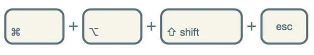 Для тех, кто не понимает, как называются его кнопки для Маков, показываем