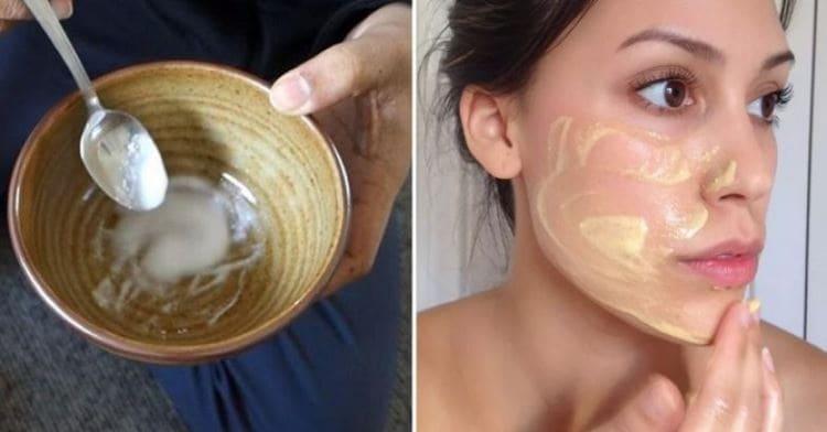 Эта маска действует на кожу не хуже ботокса!
