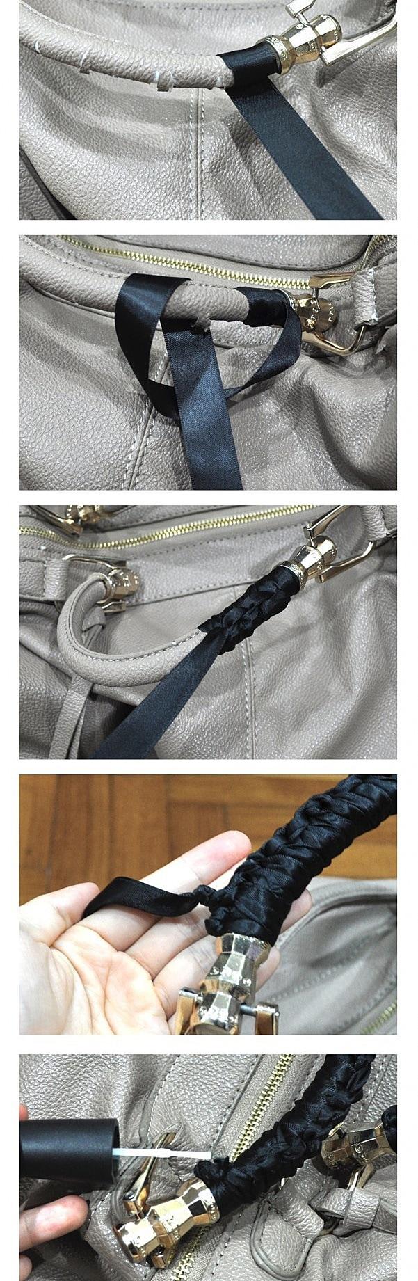 Всегда трескались ручки на сумке. Теперь с этим трюком — это не проблема