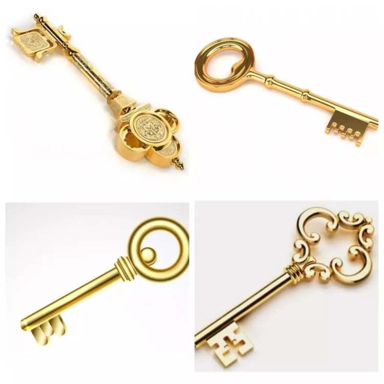 Выбранный ключ укажет на то, что вам нужно изменить в своей жизни