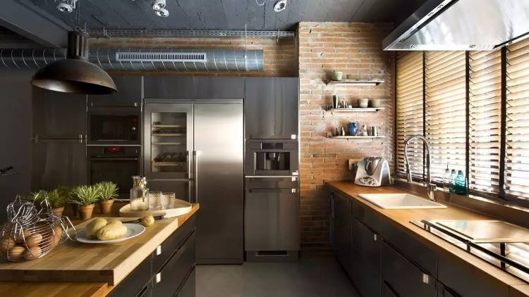 Женский тест: выберите интерьер кухни и узнайте, насколько хорошая вы хозяйка и хранительница семейного очага