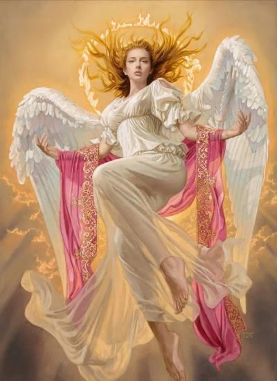 2. Ангел Огня