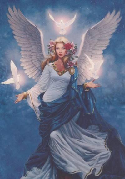 3. Ангел Лунного света