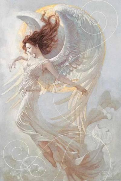 4. Ангел Ветра