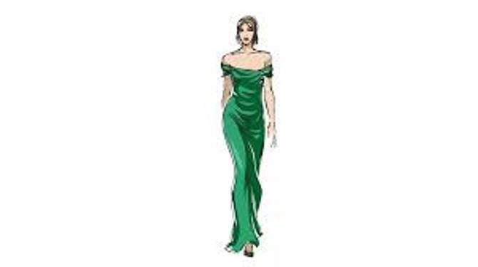 Платье № 1