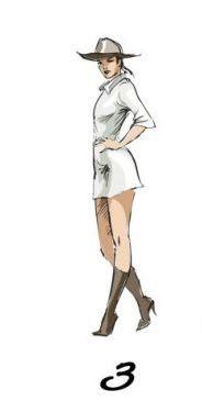 Платье № 3