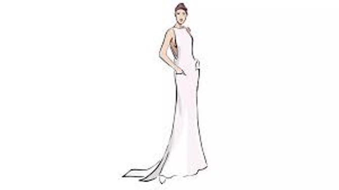 Платье № 4
