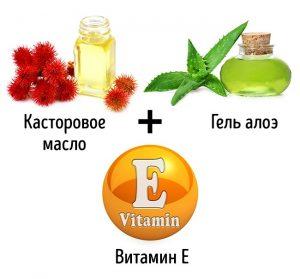 Нежный гель с витаминами