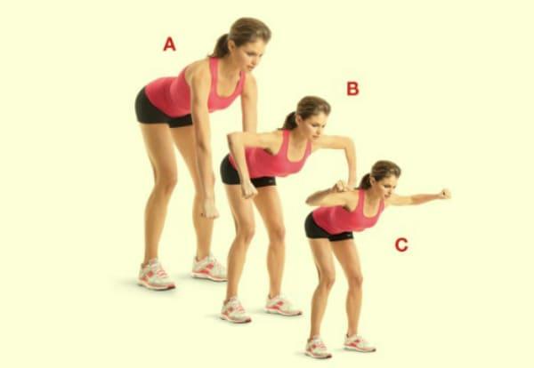 Складки на спине и боках исчезнут при помощи 4 простых упражнений: красивый изгиб всего за 3 недели