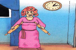 10 САМЫХ СМЕШНЫХ анекдотов о женщинах