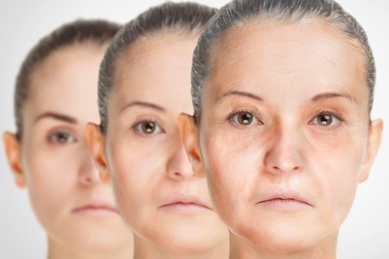Благодаря чему некоторые дамы в пятьдесят выглядят как студентки, а иные в тридцать как тетушки