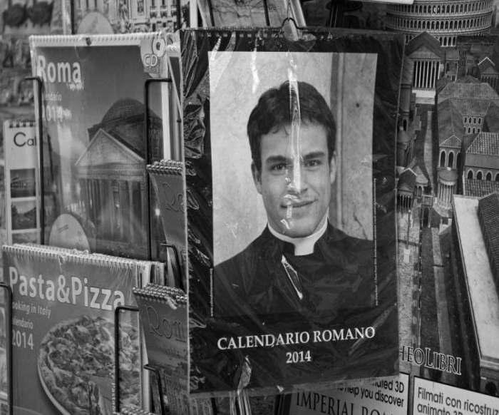 Самые красивые священники Ватикана