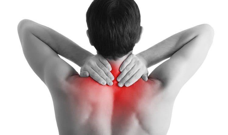 Напряжение в шее и плечах: перегруженность