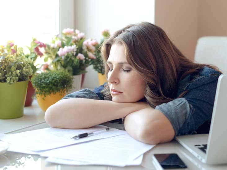 Усталость: обида