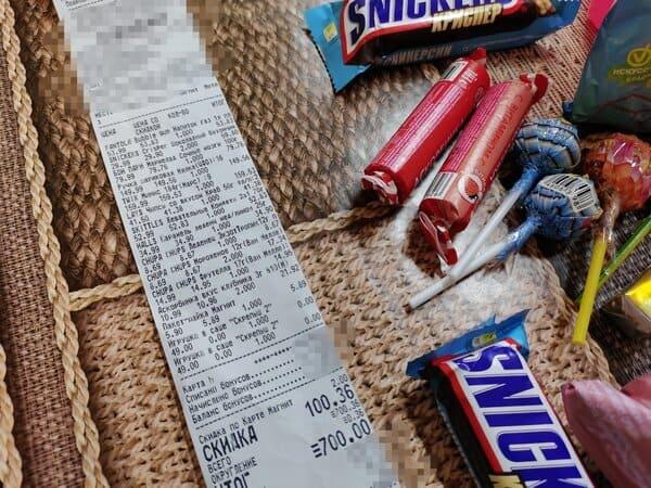 Дал сыну-второклашке 1000 рублей и разрешил купить продукты на его усмотрение Смотрим, что принёс ребёнок