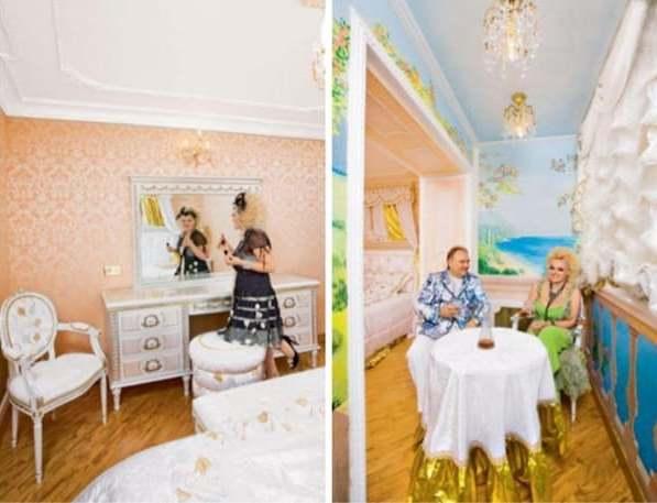 Не дом, а царский дворец! Как живёт Надежда Кадышева