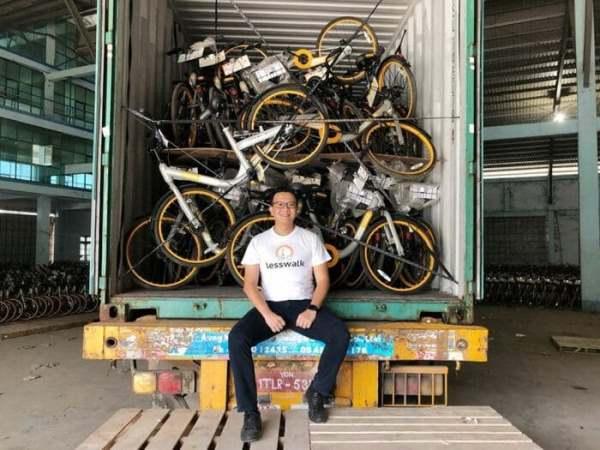 Почему китайцы начали отказываться от использования велосипедов