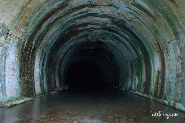 №2 - Тоннель