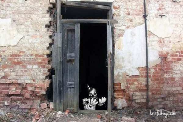 №3 - Заброшенное здание