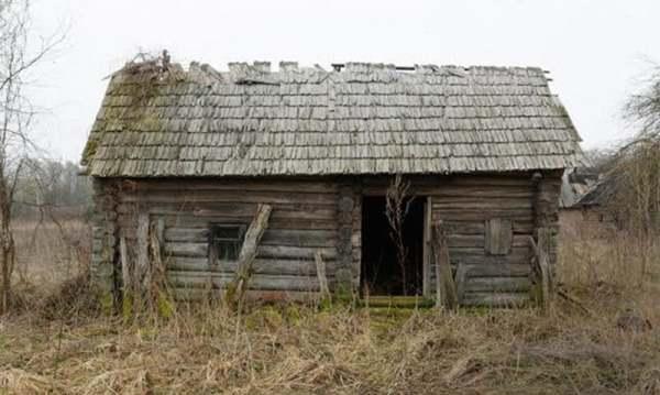 №4 - Старенький домик