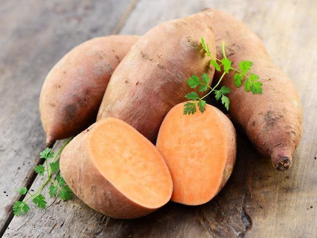 Сладкий картофель (батат)