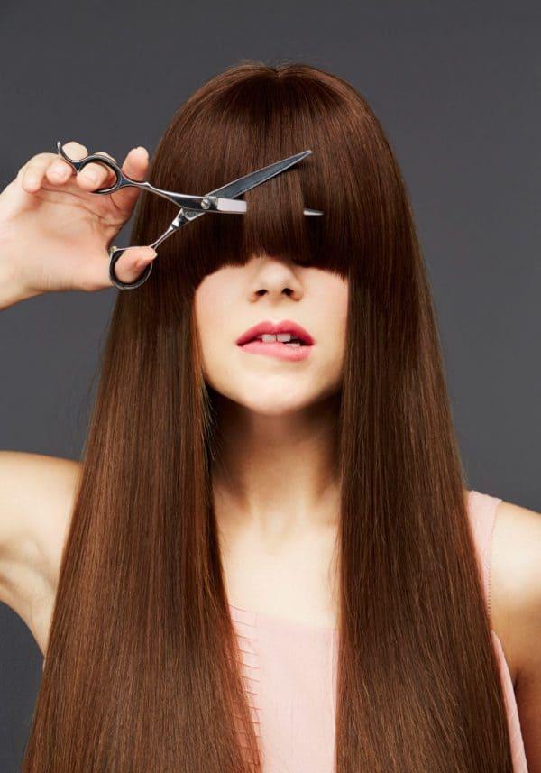 Почему нельзя стричь волосы самому себе