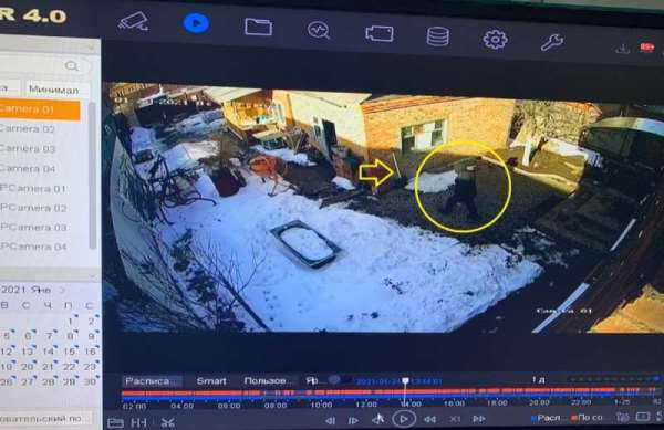 Сосед думал разбогатеть за мой счет, но не знал, что я установил видеонаблюдение на участке