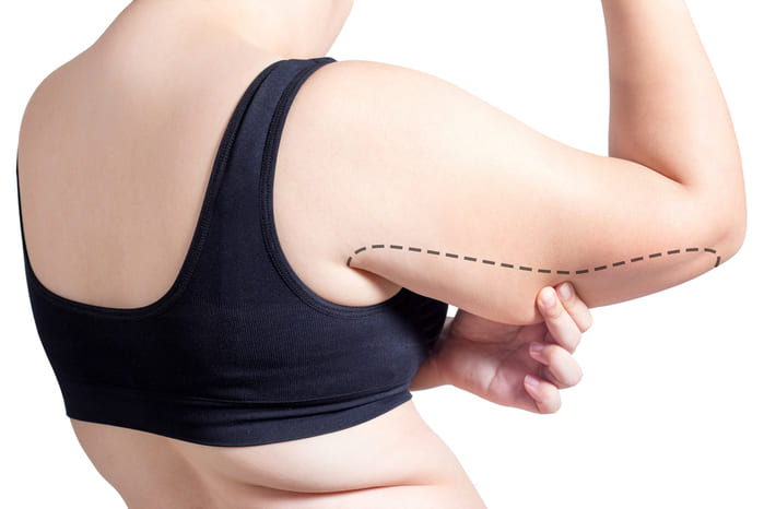 Упражнение «оса»- избавит от дряблой кожи рук за неделю, уделяя 1 минуту в день