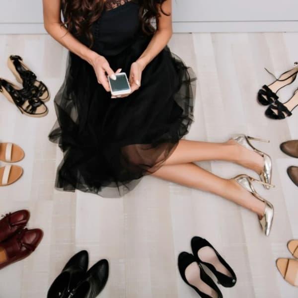 Тест: сколько пар обуви вам нужно на самом деле
