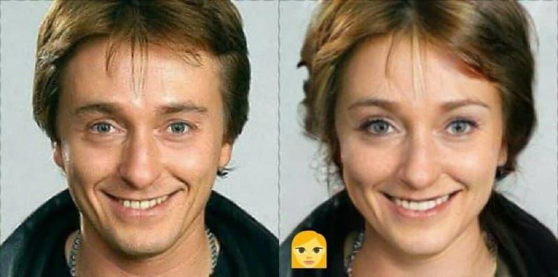 Как бы выглядели знаменитые мужчины, будь они женщинами (15 фото)